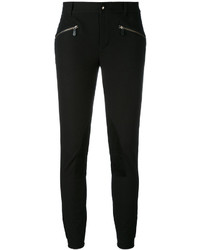 Ralph Lauren Knee Patches Skinny Trousers