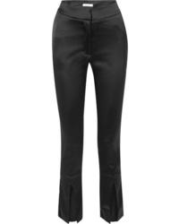 Beaufille Len Satin Slim Leg Pants