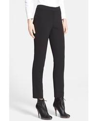 Burberry London Blaise Skinny Trousers Size 8 Black