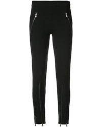 Moschino Moto Zip Skinny Trousers