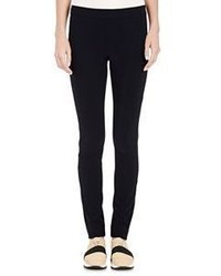 Balenciaga Skinny Leg Trousers Black