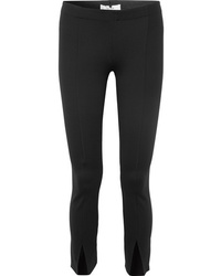 The Row Thilde Stretch Cady Straight Leg Pants