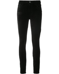 Paige Velvety Skinny Trousers
