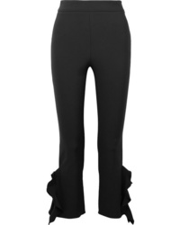 Opening Ceremony William Cropped Med Stretch Cady Skinny Pants