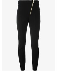 Zip detail skinny trousers medium 691005