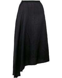 Maison Margiela Asymmetric Hem Skirt