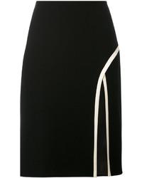 Lanvin Front Slit Skirt