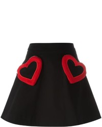 Love Moschino Heart Skirt