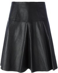 MICHAEL Michael Kors Michl Michl Kors Flared Knee Length Skirt