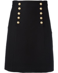 Gucci Military Skirt