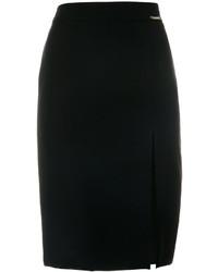 Twin-Set Open Slit Skirt