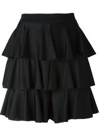 Balmain Ruffled Skirt