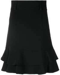 See by Chloe See By Chlo Ruffle High Waisted Skirt