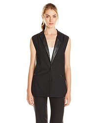 Sanctuary Clothing Sleeveless Blazer Jacket