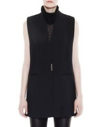 Helmut Lang Erosion Wool Vest