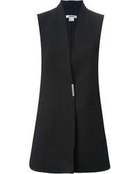 Helmut Lang Shawl Collar Vest