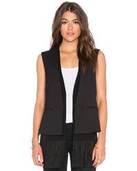 BCBGMAXAZRIA Jared Sleeveless Blazer