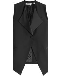 McQ by Alexander McQueen Mcq Alexander Mcqueen Wool Blazer Vest