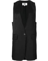 MM6 MAISON MARGIELA Sleeveless Blazer Jacket