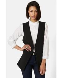 Topshop Molly Longline Vest