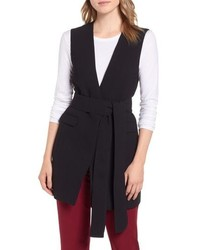 J.Crew Sleeveless Blazer