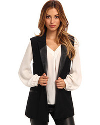 Sanctuary Sleeveless Blazer