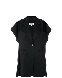 MM6 MAISON MARGIELA Sleeveless Blazer With Cutouts