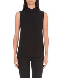 Tanelis sleeveless silk shirt medium 3665940