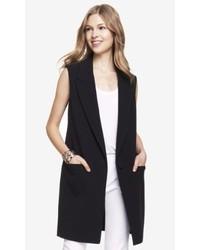 Express Sleeveless Coat