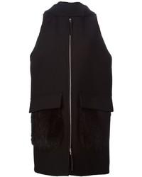Marni Hooded Sleeveless Coat