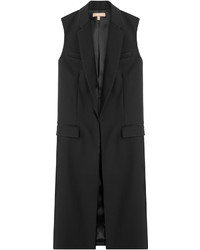 Michael Kors Michl Kors Sleeveless Wool Coat