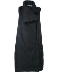 Oversized sleeveless coat medium 5052982