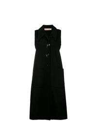 Marni Sleeveless Duster Coat