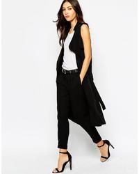 Vero Moda Sleeveless Long Trench Coat | Where to buy & how to wear