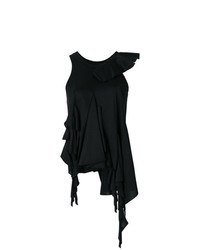 MARQUES ALMEIDA Marquesalmeida Draped Asymmetric Top