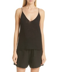 Nili Lotan Silk Sweater Tank