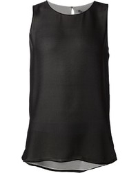 Vince Sleeveless Blouse