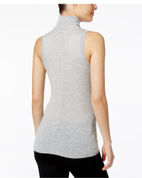 4dd48aeccf2e7 ... GUESS Annalise Sleeveless Turtleneck Sweater