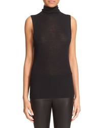 Rag & Bone Briony Sleeveless Turtleneck Top