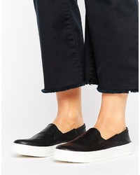 Asos Damon Slip On Sneakers
