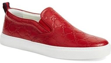 Gucci Dublin Slip On Sneaker, $620