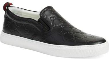 b5f7b2ded221 ... Gucci Dublin Slip On Sneaker ...