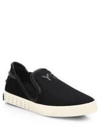 Y-3 Laver Slip On Sneakers, $255   Saks