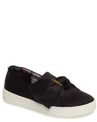 Ted Baker London Deyor Bow Slip On Sneaker