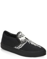 Marcelo Burlon County of Milan Marcelo Burlon Azelia Slip On Sneakers