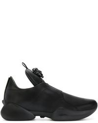 Versace Medusa Slip On Sneakers