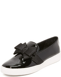 Michael Kors Michl Kors Collection Val Bow Slip On Sneakers