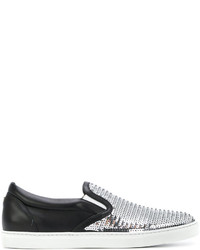 DSQUARED2 Slip On Sneakers