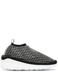 Kenzo Web Slip On Sneakers