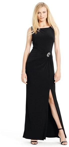 Ralph Lauren Evening Dress